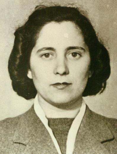 Andrée Borrel Andree Borrel 1919 1944 Find A Grave Memorial