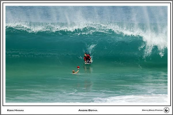 Andre Botha (bodyboarder) Interview Andre Botha World Champion 1997 et 1998 Le