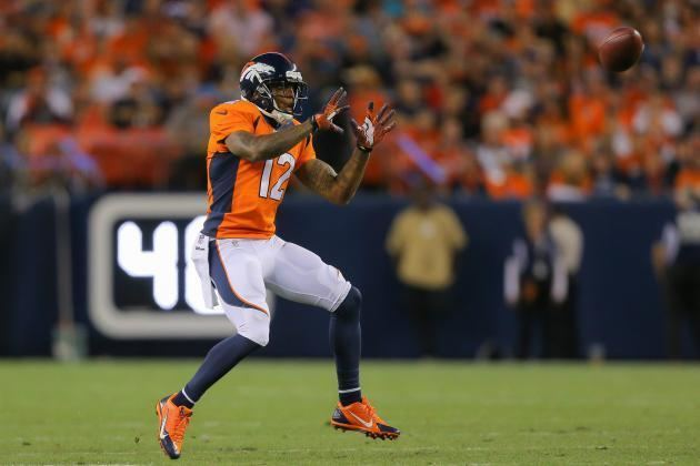 Andre Caldwell Wes Welker39s Absence Makes Broncos WR Andre Caldwell