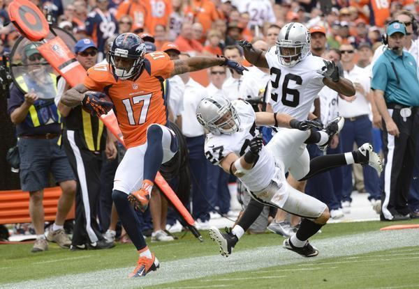 Andre Caldwell Broncos QampA Wide receiver Andre Caldwell The Denver Post