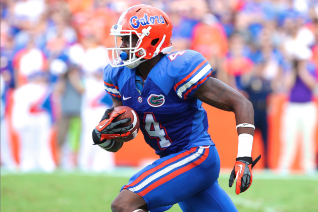 Andre Debose ACL Injury to Florida WR Andre Debose Is Devastating to