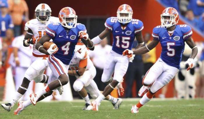Andre Debose Florida39s Andre Debose out for season after ACL tear