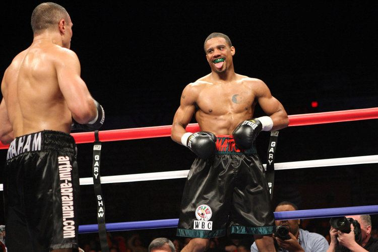 Andre Dirrell Andre Dirrell scheduled to return against Milton Nunez after year