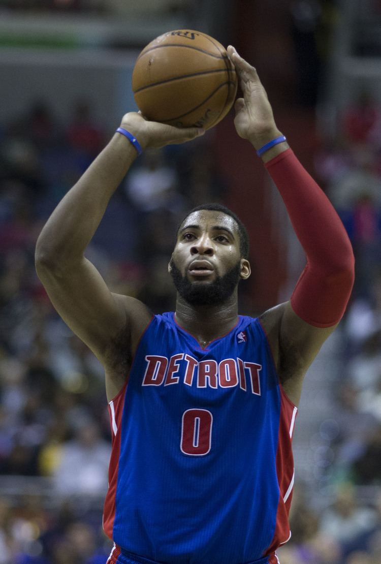 Andre Drummond Andre Drummond Wikipedia the free encyclopedia