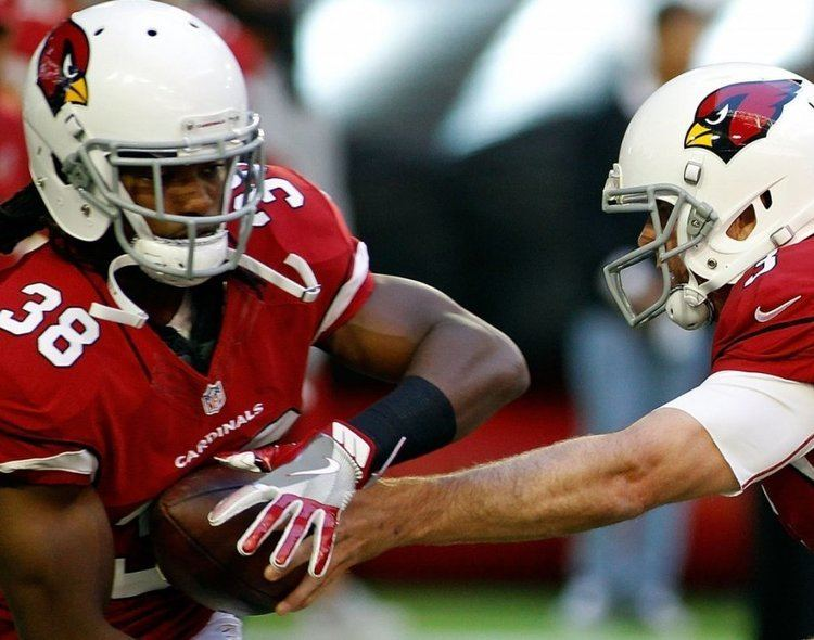 Andre Ellington Andre Ellington is moving back to running back NFL Team and Player