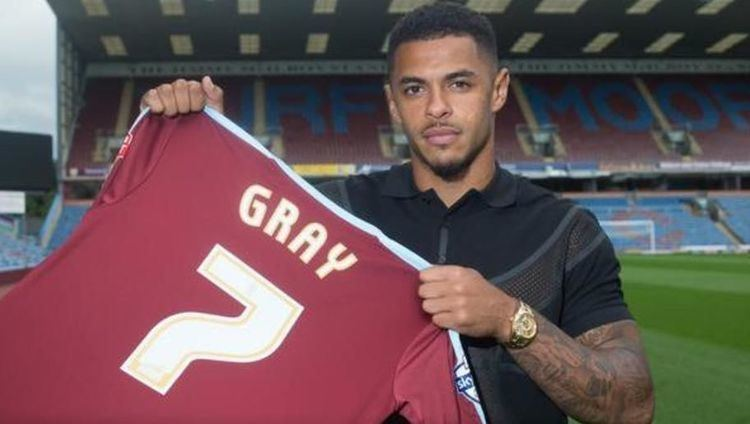 Andre Gray Burnley Complete Club Record Signing of Andre Gray 90min