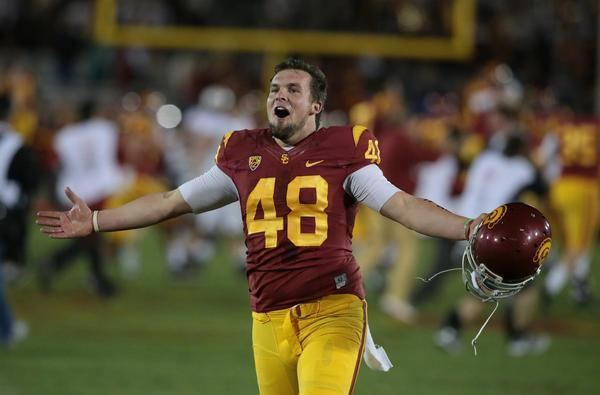 Andre Heidari When USC plays Stanford there39s often a finishing kick