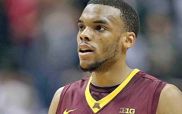 Andre Hollins Minnesota39s Andre Hollins ankle out Saturday vs Northwestern