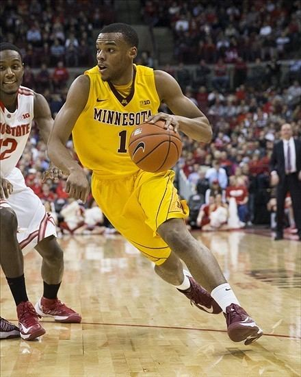 Andre Hollins Andre Hollins is key to Minnesota39s success in big situations Gold