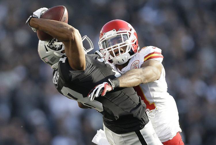 Andre Holmes NFLcom Photos Chiefs Raiders Football Andre Holmes