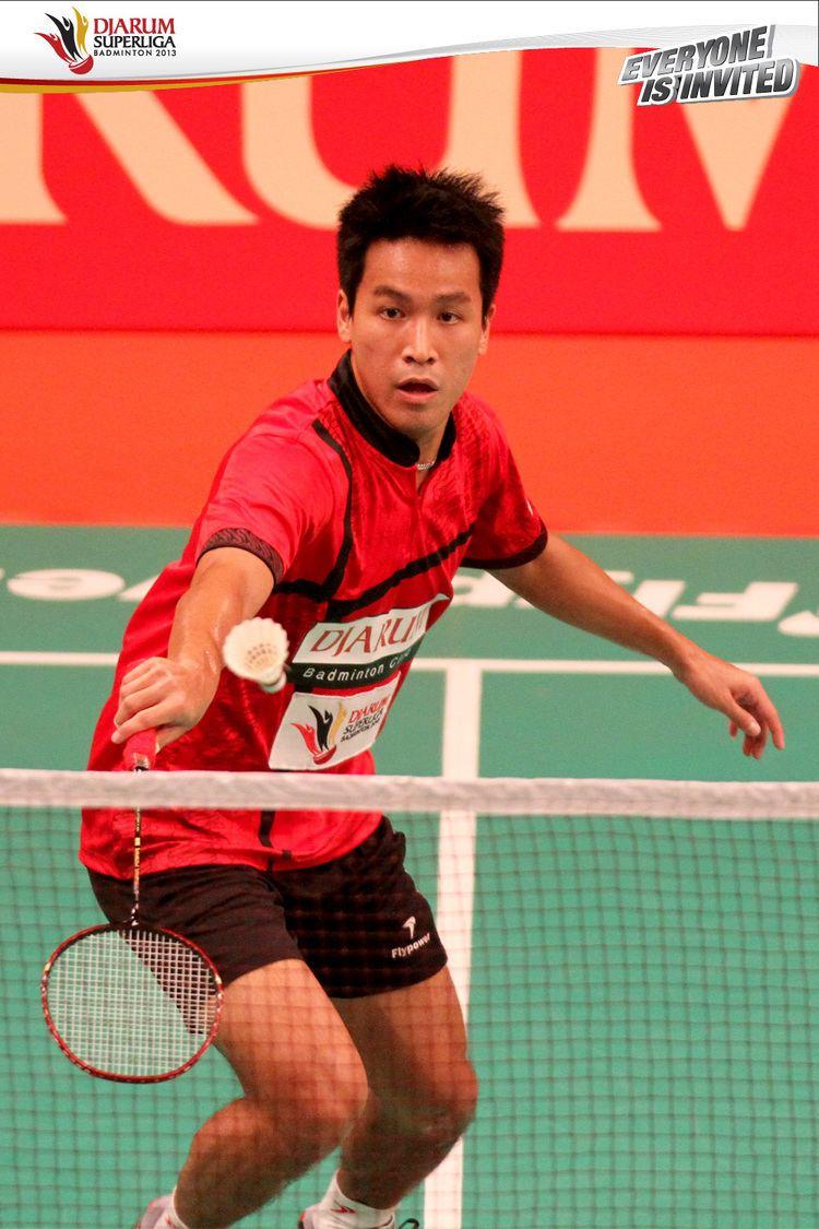 Andre Kurniawan Tedjono Djarum Badminton Djarum Superliga Badminton 2013 Hari