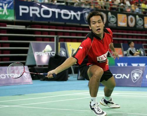 Andre Kurniawan Tedjono Indonesian Next Star of BADMINTON