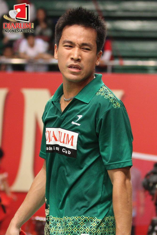 Andre Kurniawan Tedjono Djarum Badminton Indonesia Open 2012 Djarum Indonesia