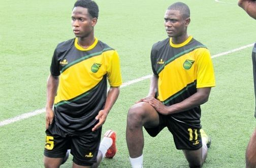 Andre Lewis (footballer) Andre Lewis Tough at the top Jamaica Football Federation