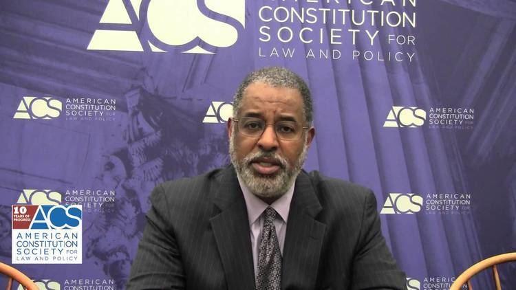 Andre M. Davis Federal Judge Andre M Davis Speaks with ACSblog YouTube