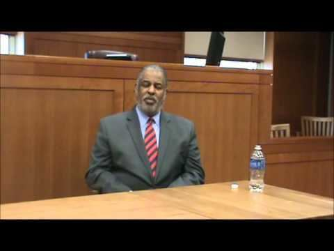 Andre M. Davis Interview with Judge Andre Davis YouTube