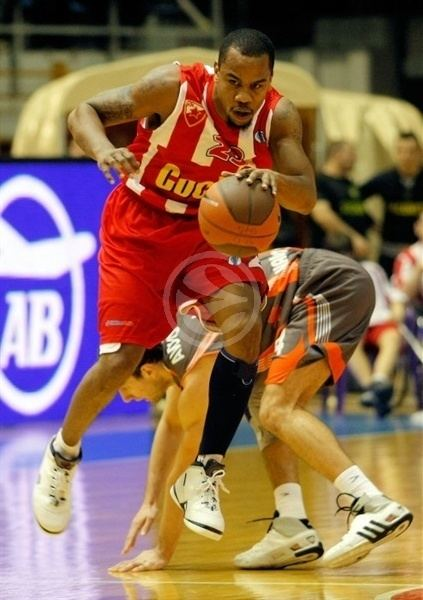 Andre Owens Last 16 Game 1 20082009 SEASON Welcome to Eurocup