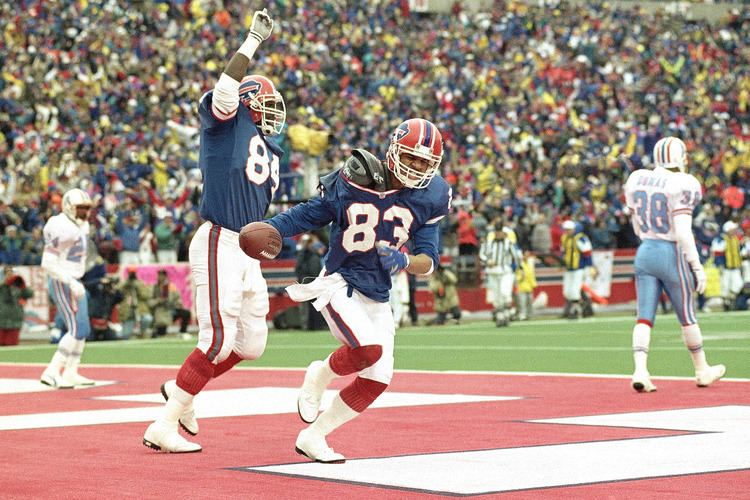 Andre Reed The NFL HOF Proudly Welcomes Andre Reed What39s Going