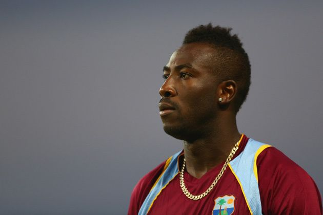 Andre Russell (Cricketer)