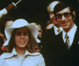 Andre Spitzer Ankie and Andre Spitzer on their wedding day Photo One Day in