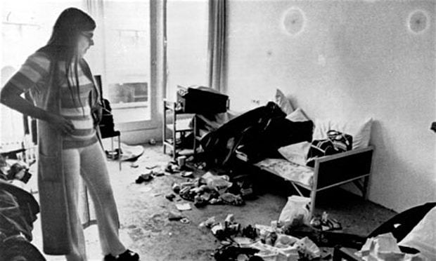 Andre Spitzer Munich Olympics massacre the fight for remembrance