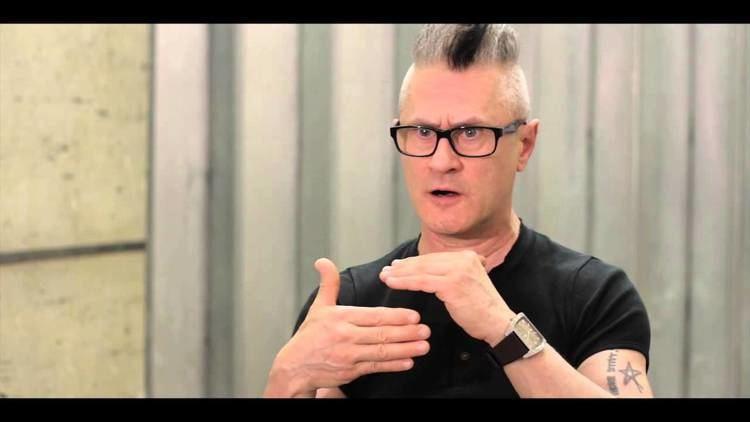 Andre Stitt Art of the Troubles Artist Andre Stitt YouTube