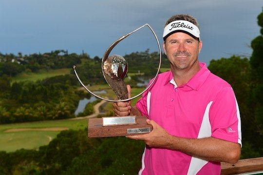 Andre Stolz Stolz hungry for victory again Golf Grinder