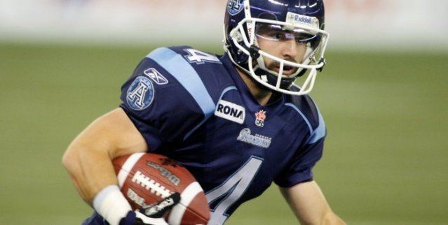 Andre Talbot Andre Talbot hangs up his cleats CFLca