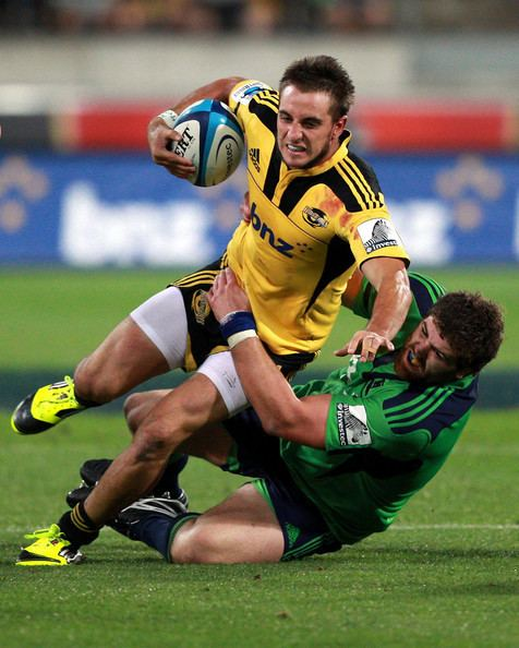 Andre Taylor Andre Taylor Photos Super Rugby Rd 4 Hurricanes v
