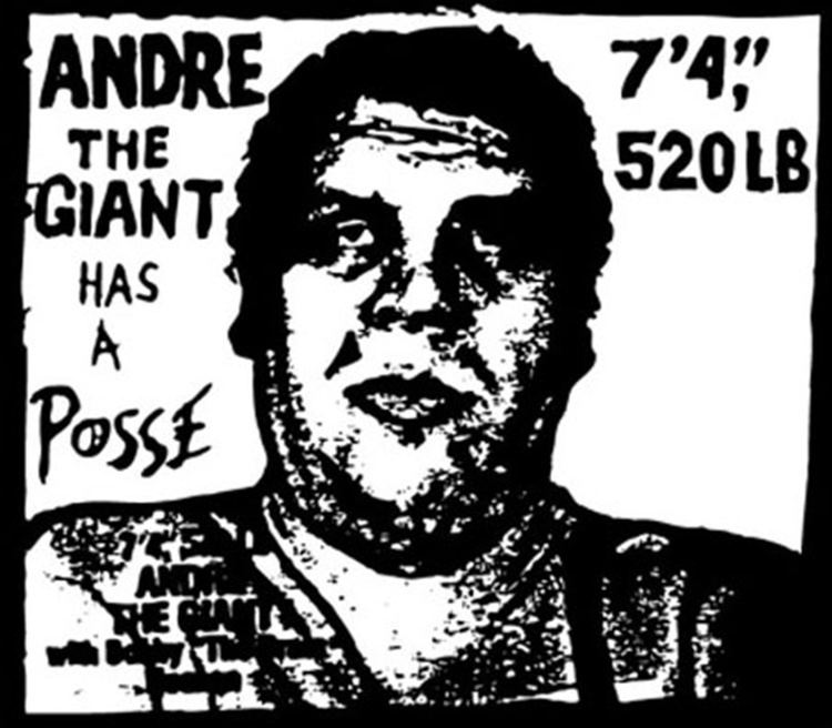 Andre the Giant Has a Posse OBEY The Art of Phenomenology StakeholdersUncensored