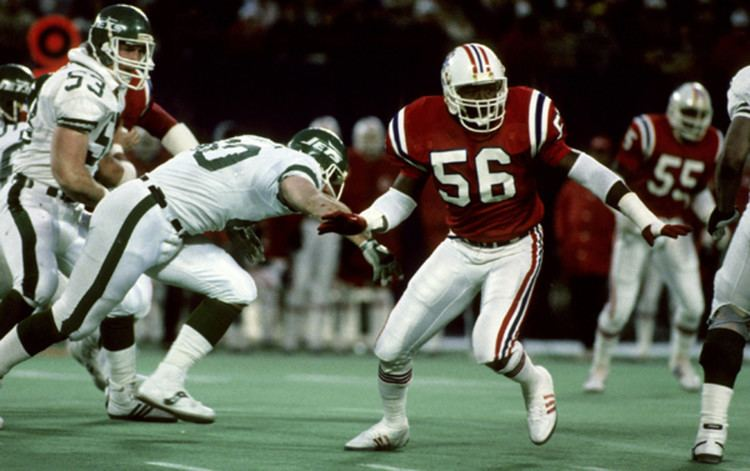 Andre Tippett NFLcom Photos Andre Tippett through the years