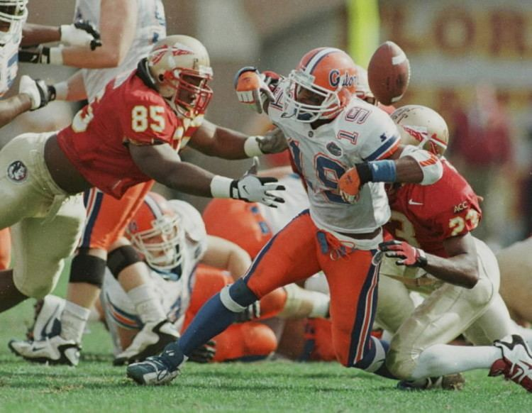Andre Wadsworth FSU AllTime Countdown No 18 Andre Wadsworth