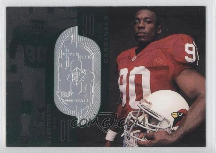 Andre Wadsworth Andre Wadsworth Football Cards COMC Card Marketplace