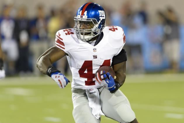 Andre Williams Andre Williams Injury Updates on Giants RB39s Shoulder and