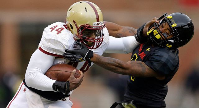 Andre Williams (American football) Boston College RB Andre Williams surpasses 2000yard mark