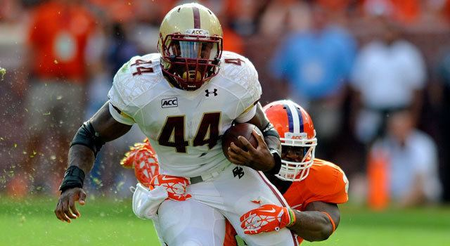 Andre Williams (American football) Boston College RB Andre Williams boosting draft stock