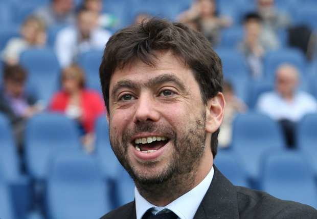 Andrea Agnelli Champions on and off the field Juventus dynasty built on