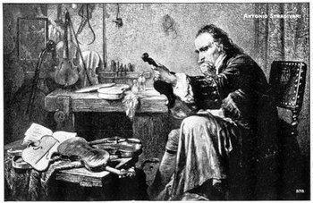 Andrea Amati Andrea Amati Constructs the First Violin