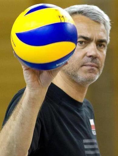 Andrea Anastasi Coach Andrea Anastasi Poland Volleyball Coach