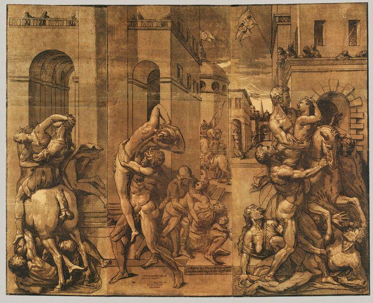 Andrea Andreani Andrea Andreani Artist Heilbrunn Timeline of Art History The