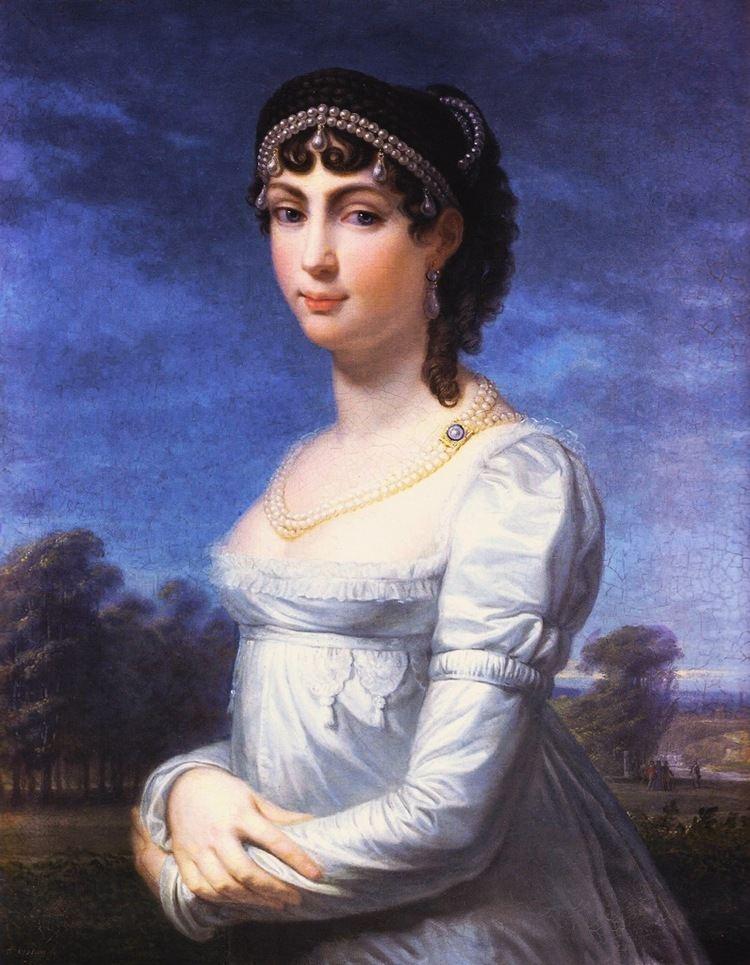 Andrea Appiani 18061807 Princess Augusta of Bavaria Duchess of