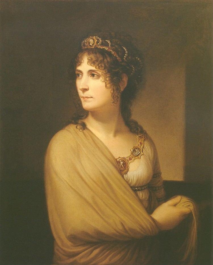 Andrea Appiani ca 1808 Josephine by Andrea Appiani location unknown to
