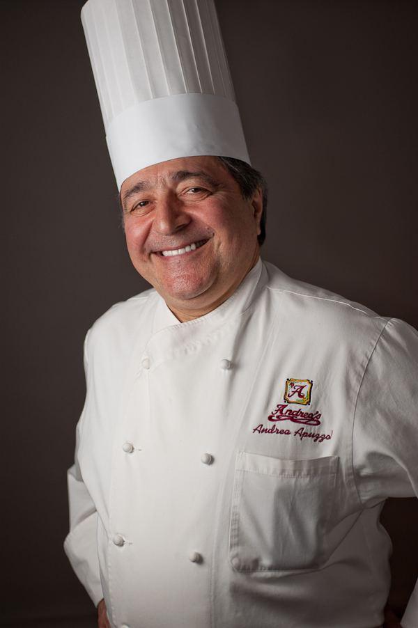 Andrea Apuzzo Chef Andrea Apuzzo Finding Flavors