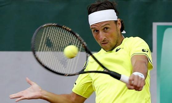 Andrea Arnaboldi Tennis Roland Garros Schiavone e Arnaboldi avanti Nadal
