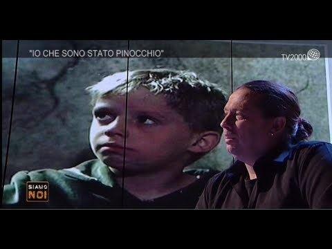 Andrea Balestri Siamo noi Intervista ad Andrea Balestri il Pinocchio di