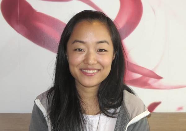 Andrea Bang Vancouver39s Andrea Bang hopes Kim39s Convenience helps boost Asian