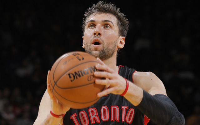 Andrea Bargnani Raptors F Andrea Bargnani done for the season with elbow