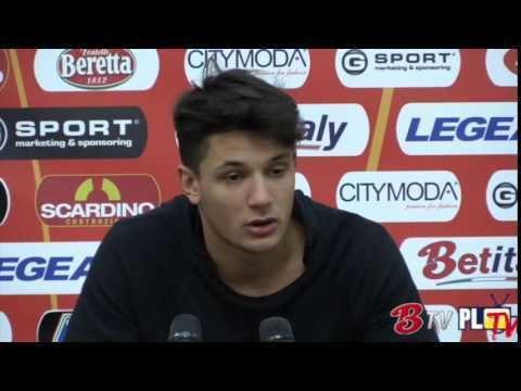 Andrea Beduschi Conferenza stampa presentazione Andrea Beduschi YouTube