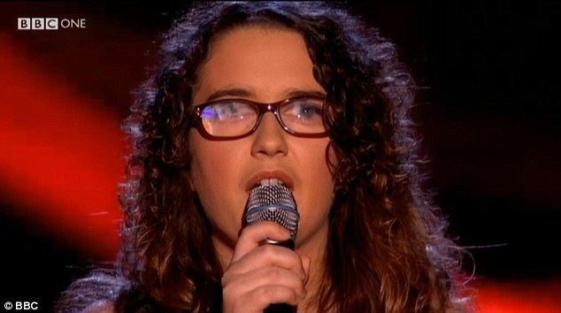 Andrea Begley Andrea Begley dazzles coaches on The Voice as the show gets off