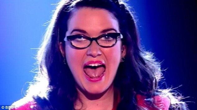 Andrea Begley Final torture for The Voice as Andrea Begley beats Leah